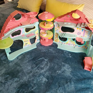 LPS Littlest Pet Shop Play House Toy